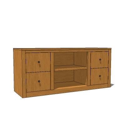 Room & Board Woodwind media cabinets. They com....
