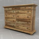 View Larger Image of St James Drawer Dresser Set