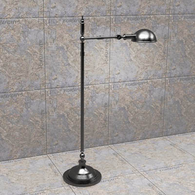 Pharmacy floor lamp by Restoration Hardware. 50&qu....