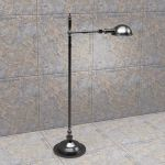 Pharmacy floor lamp by Restoration Hardware. 50&qu...