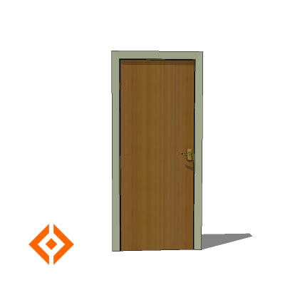 Basic interior door types with dynamic animation. ....