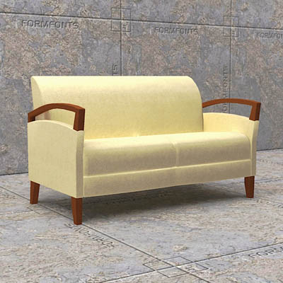 Voyage Sofa by Carolina Business Furniture. Note I....