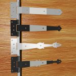 Barn Door Hinges