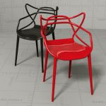 Masters Chair by Philippe Starck