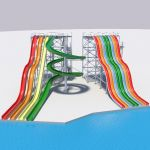 Water Slides Large
