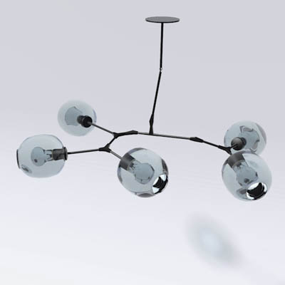 Lindsey Aldeman pendant lamp. Model BB.05.06.
