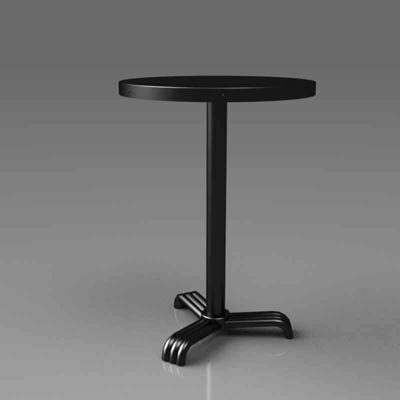Parisian club side table by Restoration Hardware. ....