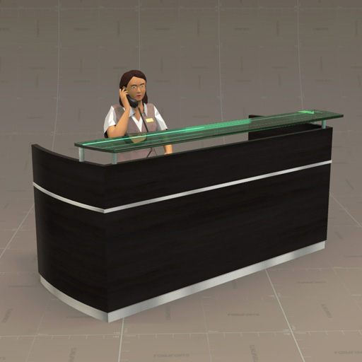 Generic Reception Desk