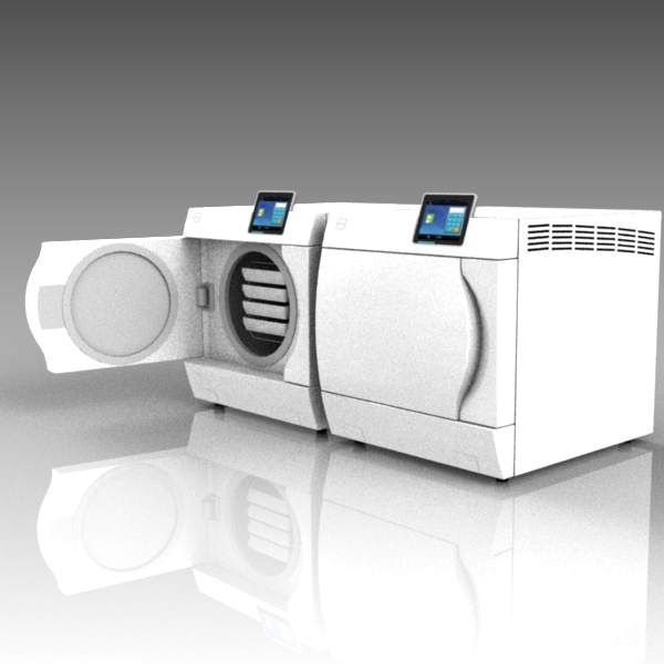 Melag medical autoclave. The SketchUp version is a....