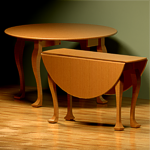 <br>The Gateleg table is a classic 