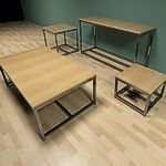 <br>The Cubic Series Tables<br>
