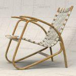Jan Vanek Lounge Chair