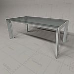 <br>Deneb dining table, by Jesus 