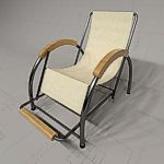 <br>Pool Chair<br>Revit� 