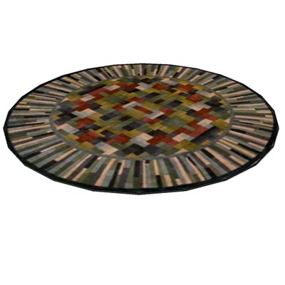 Chinese hand tufted 100% wool rug