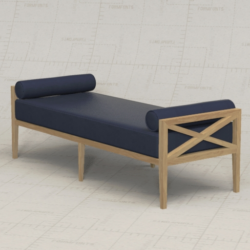 Azimuth Backless Bench.