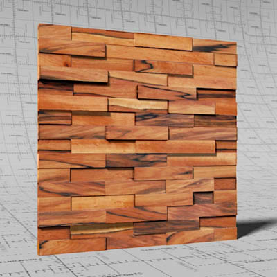Fusion wood wall panel based on those available at....