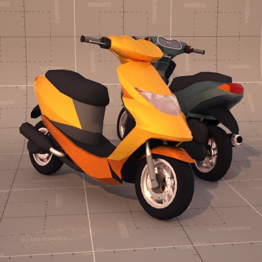 Generic Scooter SC180.