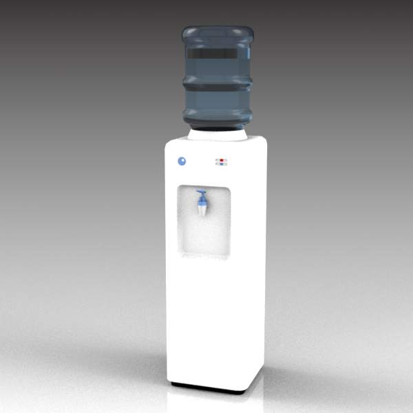 Chilled water dispenser.