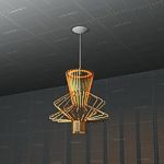 Allegro Suspension Ceiling Lamp, 