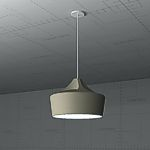 Marset Pleat Pendant Lamp, Revit 