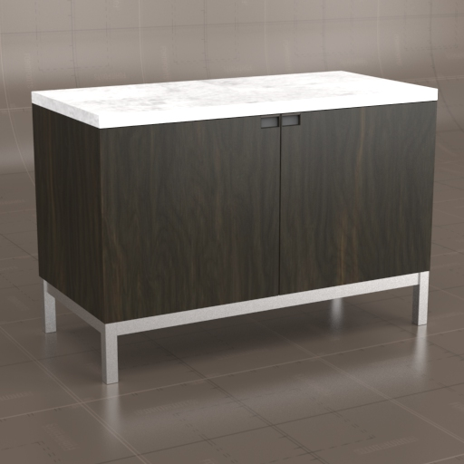 Knoll Florence Credenza.
