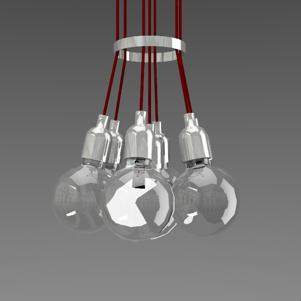 The Ilde (that's ilde) Max pendant light 