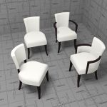 The Atlantic seating range by Morgan 