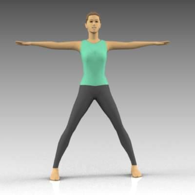 yoga 2 3d model  formfonts 3d models  textures