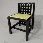 View Larger Image of Mackintosh DS3 CHAIR