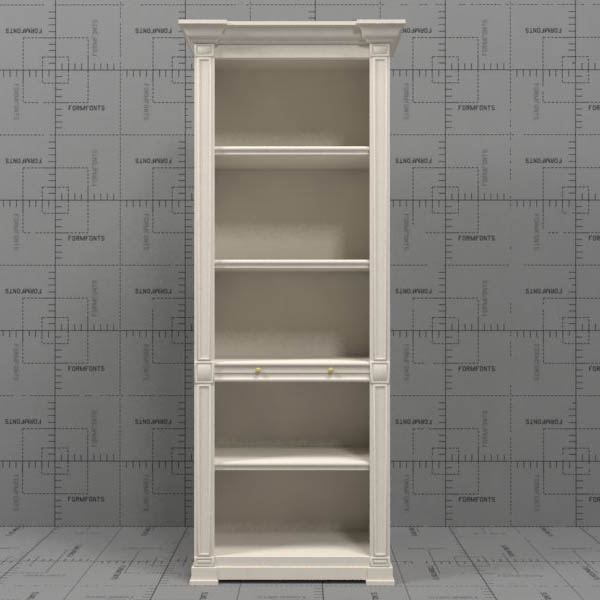 Atkins low shelving from 