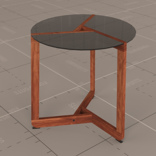 Pi Large Side Table.