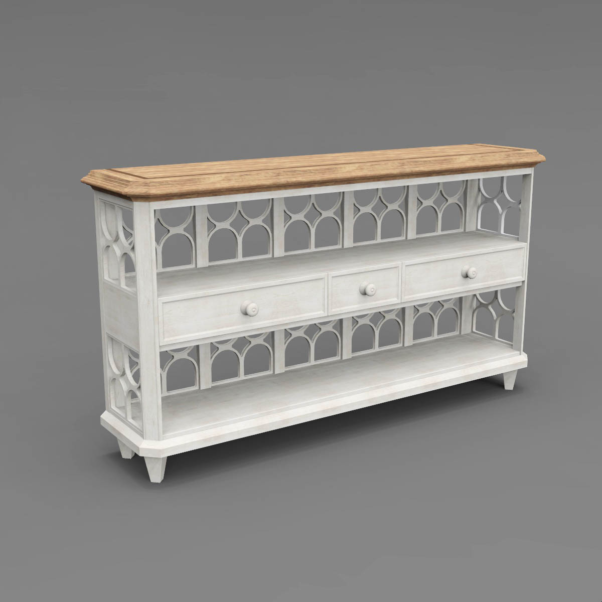 Archipelago-Antilles console table 