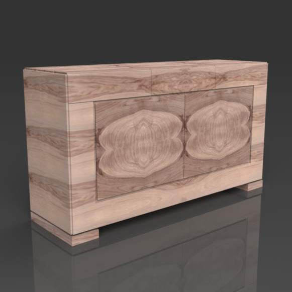 The Prisca sideboard from Smania. 