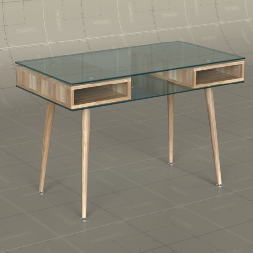 Nora Oak Desk.