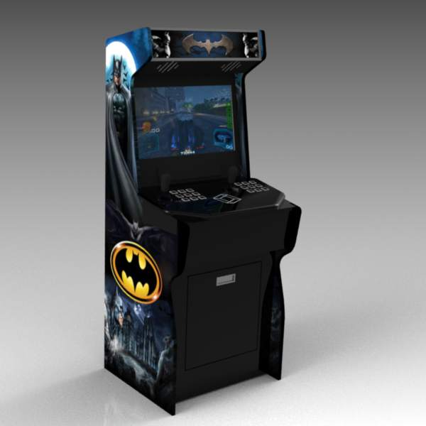 A selection of arcade gaming 