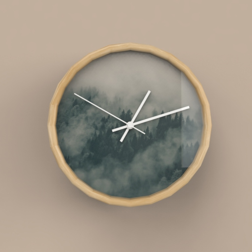 Generic Design Wall Clocks.