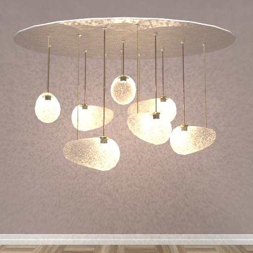 Constellation Chandelier.