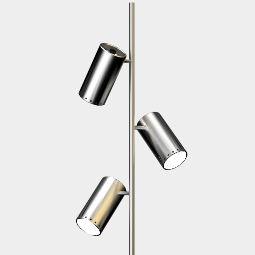 Trio Floor Lamp.