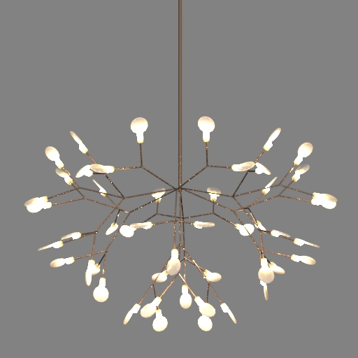 Heracleum Pendant Light.
