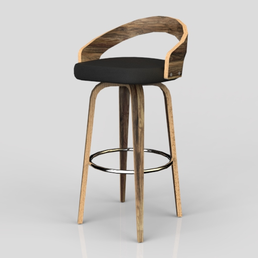 Stedman Swivel Bar Stool.
