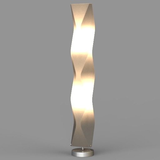 Helix Floor Lamp.