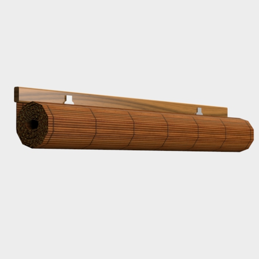 Bamboo Rolled Curtains 50CM 