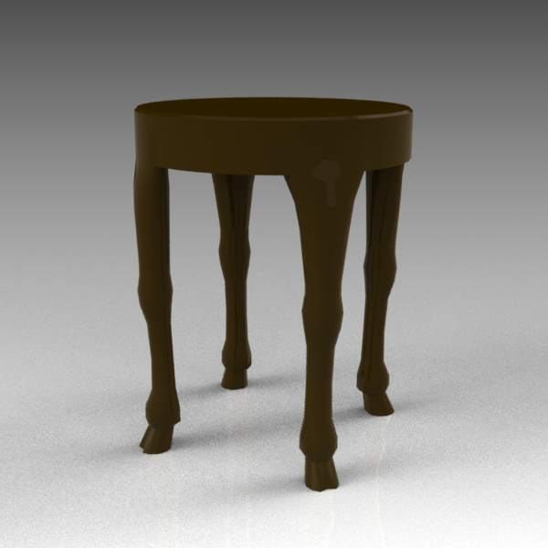 Marlow Hopedale end table. 13"