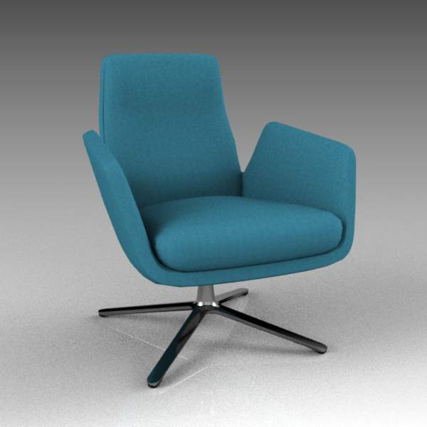 Cordia Easy Chair from Cor Furniture. 