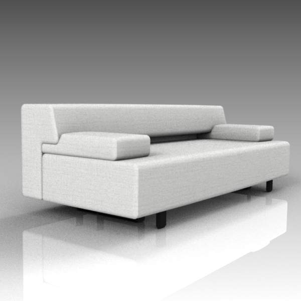 Cosmo sofa bed from COR. Sofa 