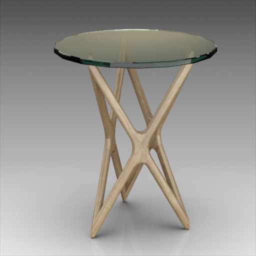 Starlight End Table.