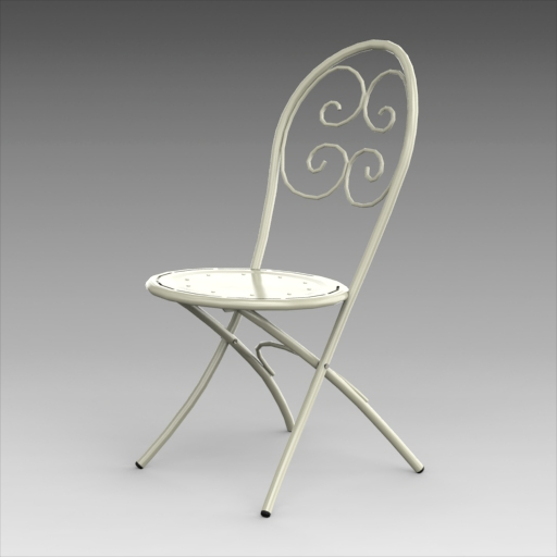 Pigalle Side Chair.