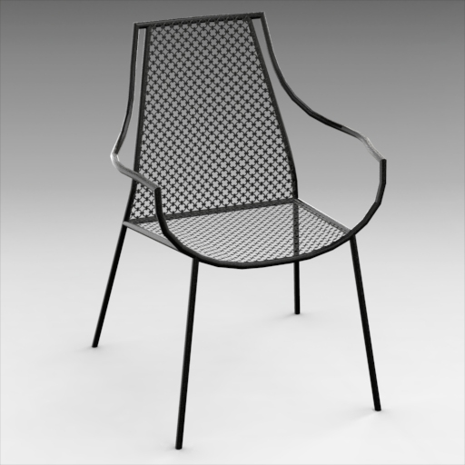 Vera Stacking Chair.