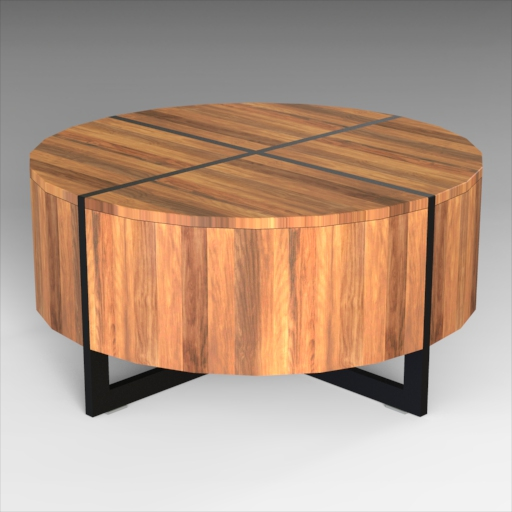 Reiban Coffee Table 3d Model Formfonts 3d Models Amp Textures